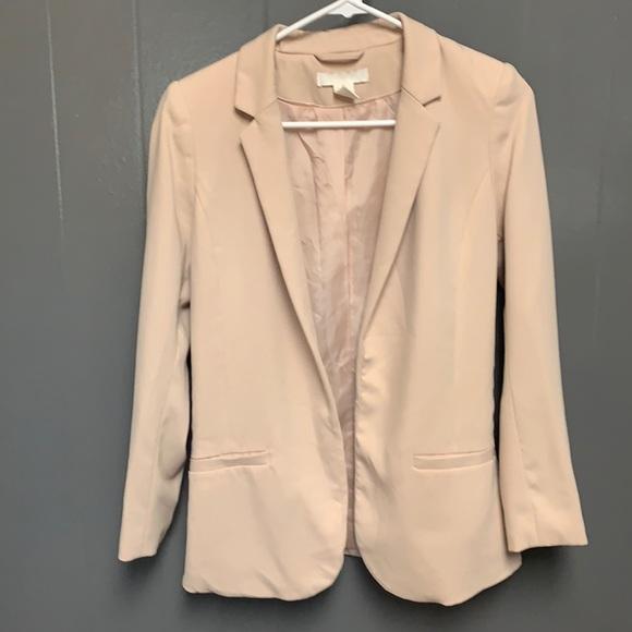 H&M blazer SZ 4